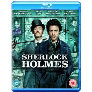 Sherlock Holmes (1 Disc) [Blu-ray] [2009][Region Free]